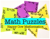 math puzzles:preview