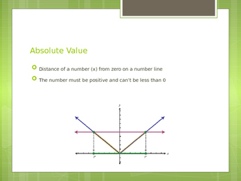 math vocabulary - COMPLETELY EDITABLE!
