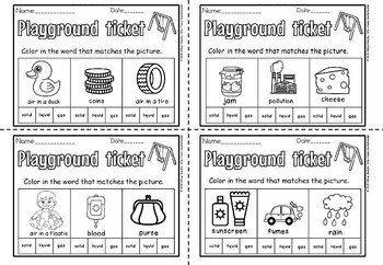 matter exit tickets(free sample)