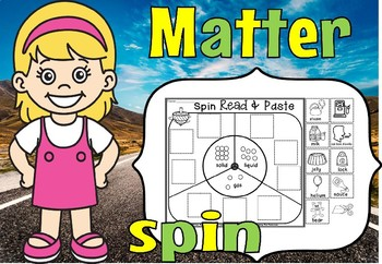 matter  solid liquid and gas