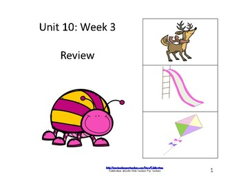 Reading Groups: Unit 10, Week 3: Review