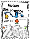 mclass Skill Practice - Math