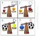 2nd Grade Math Calendar - Weight, Length, Geometry, Coins