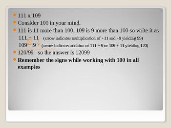 mental maths magic