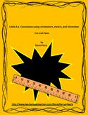 metric measurement; meters, centimeters, kilometers