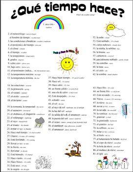"""""""mi cuaderno de vocabulario""""  Spanish Vocabulary Binder"""