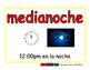 midnight/medianoche meas 2-way blue/rojo