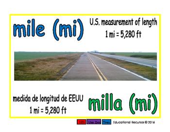 mile/milla meas 1-way blue/verde