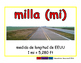 mile/milla meas 2-way blue/rojo