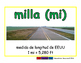 mile/milla meas 2-way blue/verde