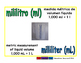 millimeter/milimetro meas 1-way blue/verde