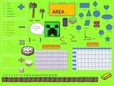 minecraft math mat