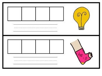 mini say it, slide it, say it, write it boards-cvcc