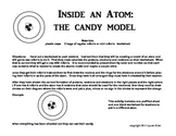 m&m Atoms activity 6th grade