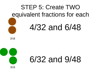 m&m fraction activity (power point)