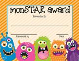 monSTAR award