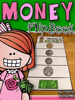 money flip book