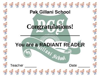 most books read award