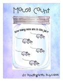 mouse count bundle: numeracy activities