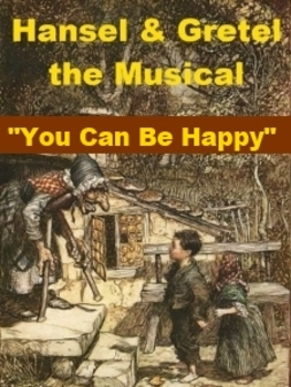 mp3 from Hansel and Gretel the Musical - You Can Be Happy Now