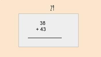 multi-digit addition and subtraction scavenger hunt