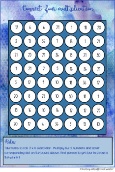 Multiplication Task Cards and Games BUNDLE #BundleBonanza