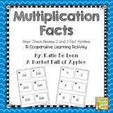 multiplication facts 2 and 3: Cooperative Learning Peer-Ch