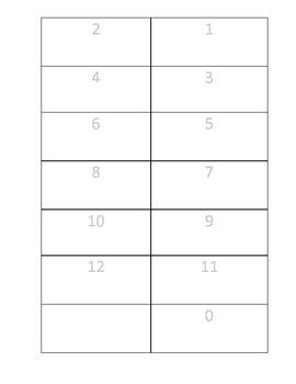 multiplication flashcards : flash cards 0 - 12 times tables facts (with answers)