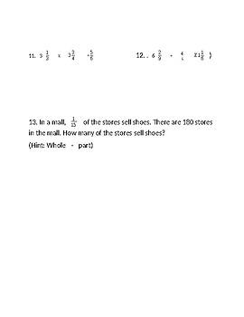 multiply/divide/evaluating expressions HW