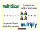 multiply/multiplicar prim 1-way blue/verde