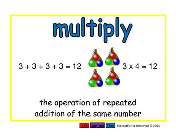 multiply/multiplicar prim 2-way blue/verde
