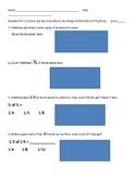 multiplying fractions grade 5