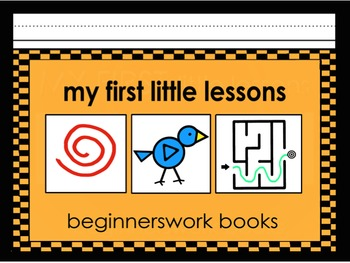 my first little lessons by Karen Smullen