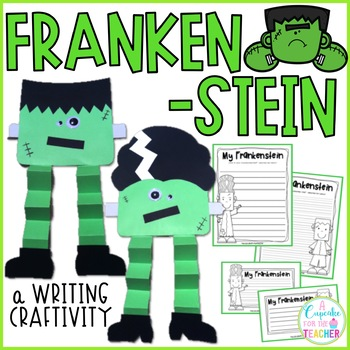 My Frankenstein {Craftivity}