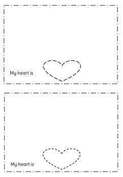 my heart by Corinna Luyken Book Extensions & Student Book
