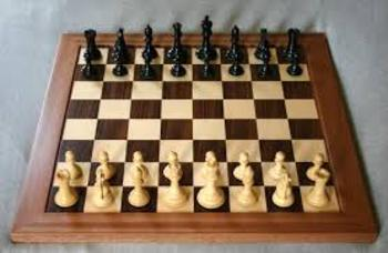 my original rhyming poem about Chess