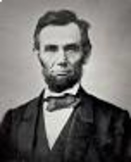 my original rhyming poem about President Abraham Lincoln