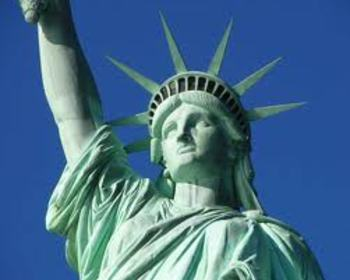 my original rhyming poem about the Statue of Liberty
