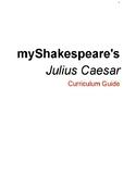 myShakespeare's Julius Caesar Curriculum Guide