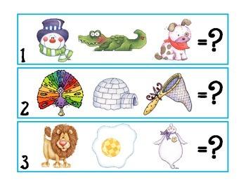 mystery words bundle: colors, cvc, cvce and sight words