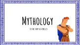mythology step by step project with example with Hercules