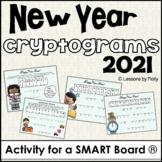 New Years 2018 SMART Notebook