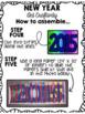 new years art activity