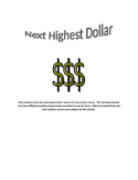 next highest dollar