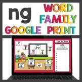 ng Word Family