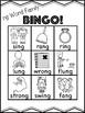 ng Word Family Bingo [10 playing cards]