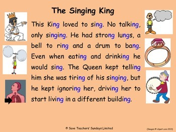 ng phonics lesson plans, worksheets and other teaching resources