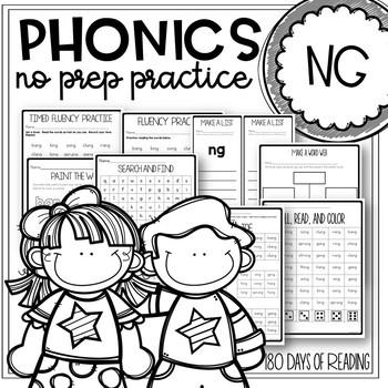ng worksheets