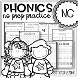 ng worksheets