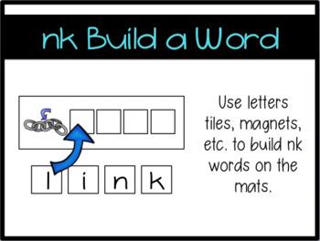 nk Word Work